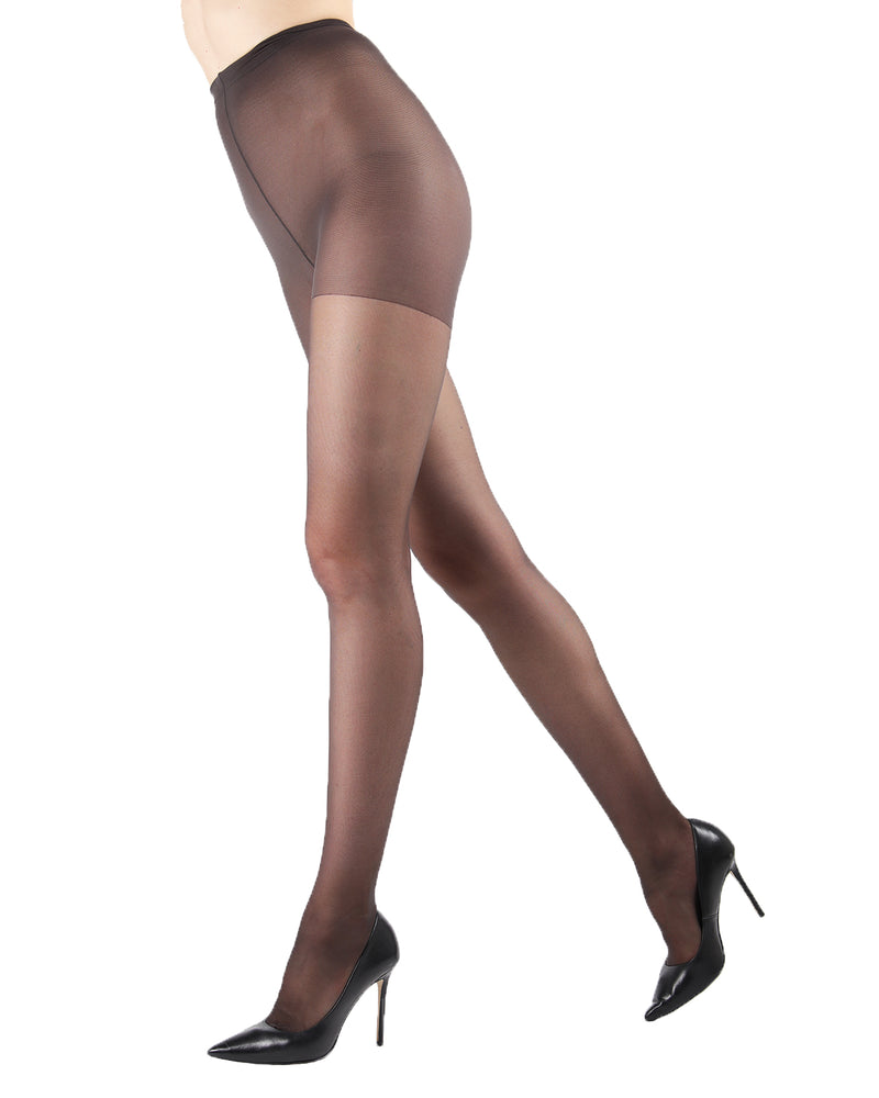 Relax Firm Sheer Support Pantyhose | Women's Tights by Levante -3