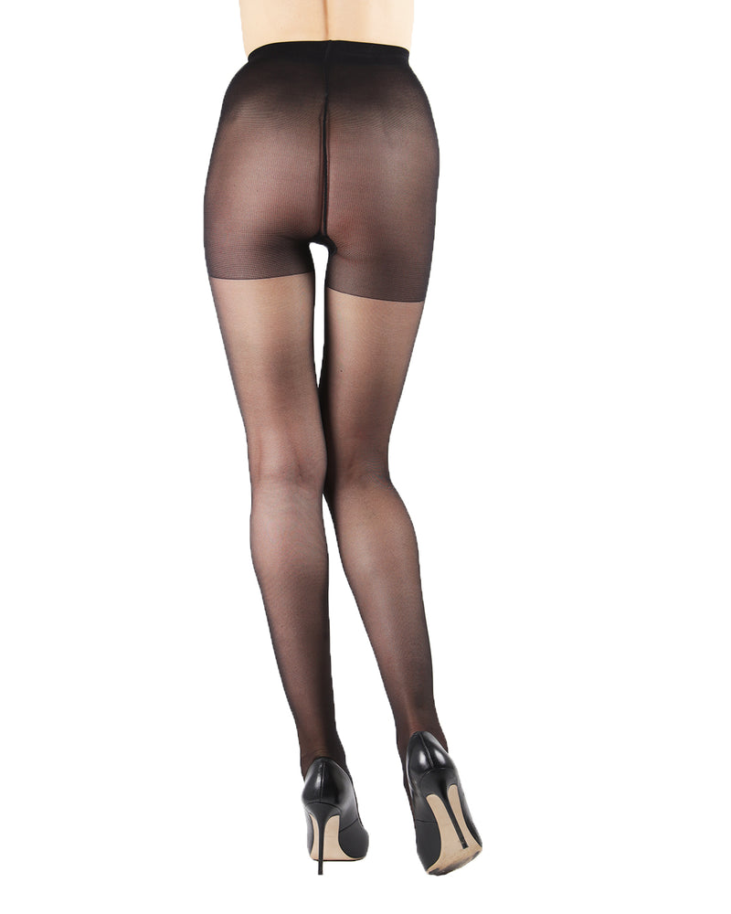 Relax Firm Sheer Support Pantyhose | Women's Tights by Levante -2