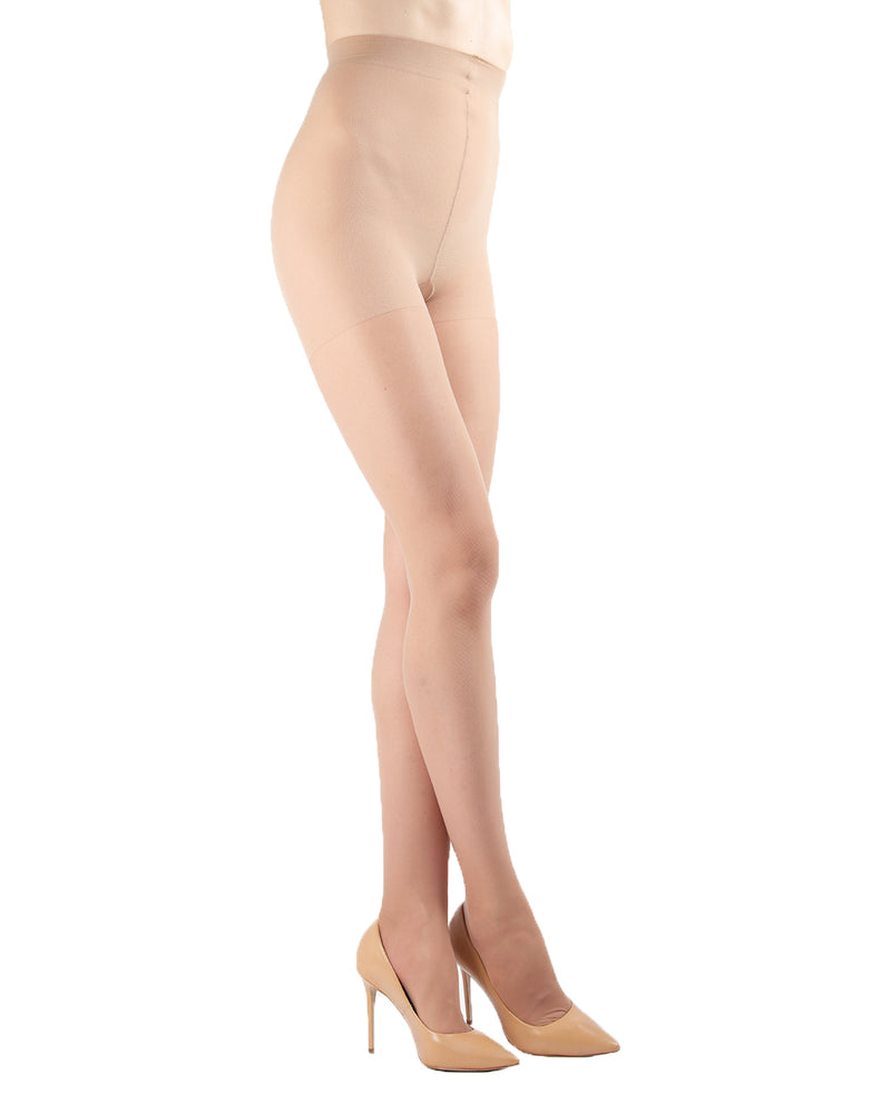 Relax Firm Sheer Support Pantyhose | Women's Tights by Levante -11