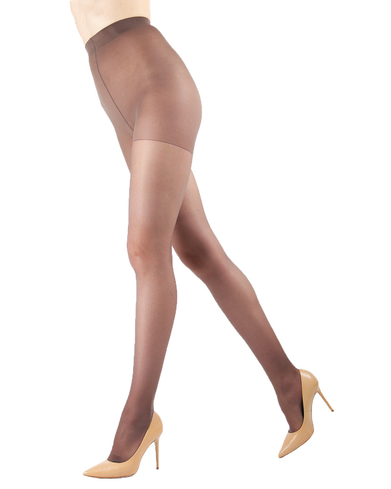 Relax Firm Sheer Support Pantyhose | Women's Tights by Levante -7