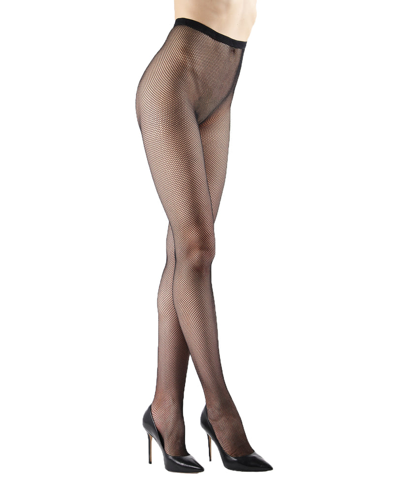 Levante Women's Mini Net Fishnet Stockings