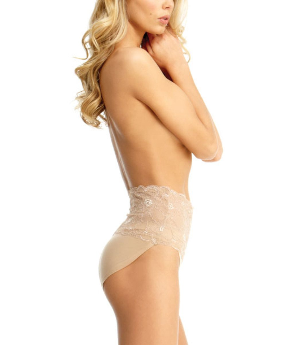 Lace Brief Shaper - MeMoi - 5