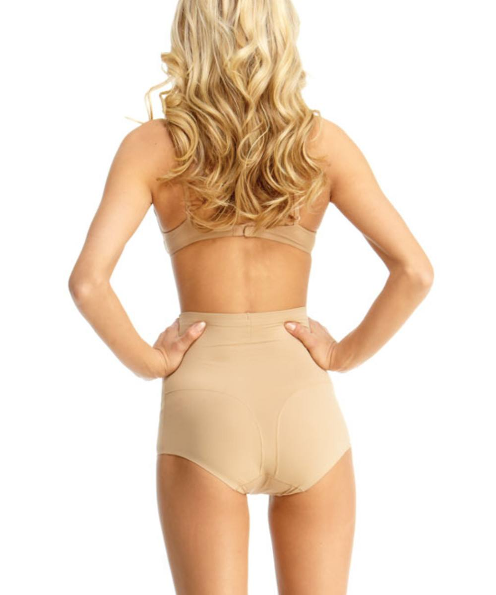 Ultra High Waisted Shaping Brief - MeMoi - 2