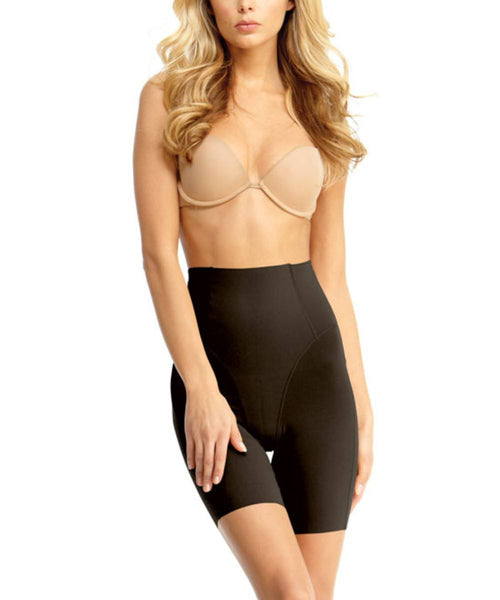 Ultra High Waisted Shaping Shorts - MeMoi - 1