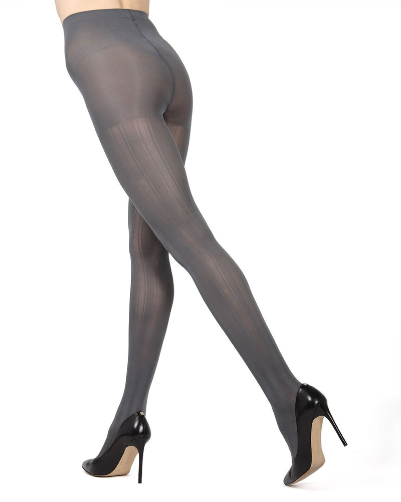 MeMoi Stormy Skies (2) Mesh Stripe Tights | Women's Hosiery - Pantyhose - Nylons