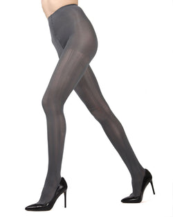 MeMoi Stormy Skies Mesh Stripe Tights | Women's Hosiery - Pantyhose - Nylons