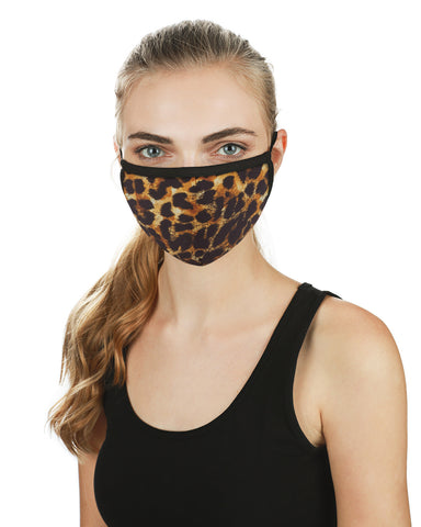 Animal Skin Unisex Face Covering