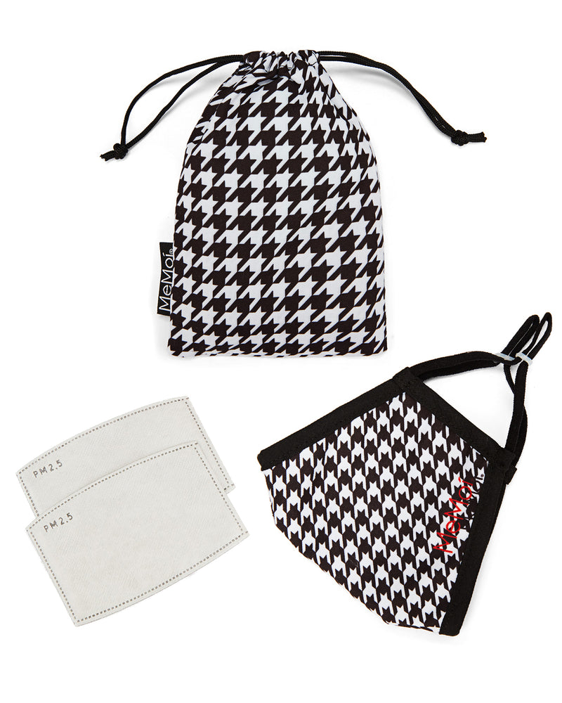 Houndstooth Unisex Face Covering