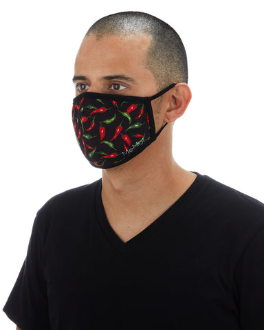 Chili Peppers Unisex Face Covering