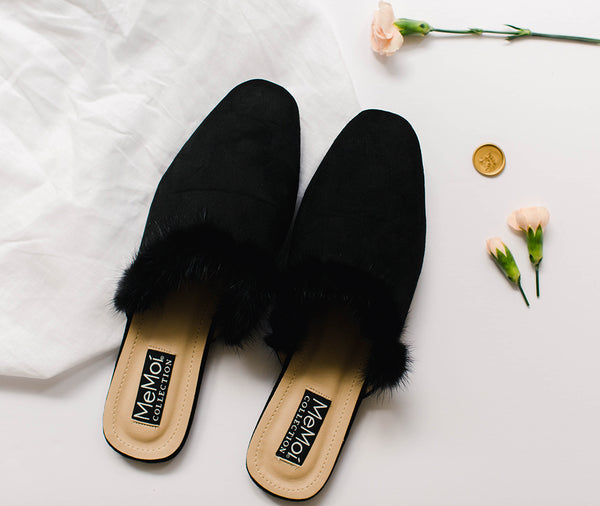 The Lana Mule Slippers