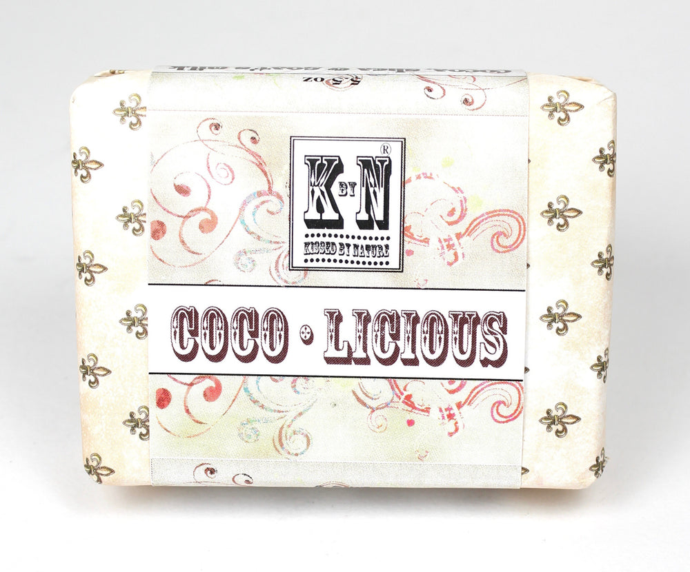 Chocolate Lovers - Coco Licious Bar Soap