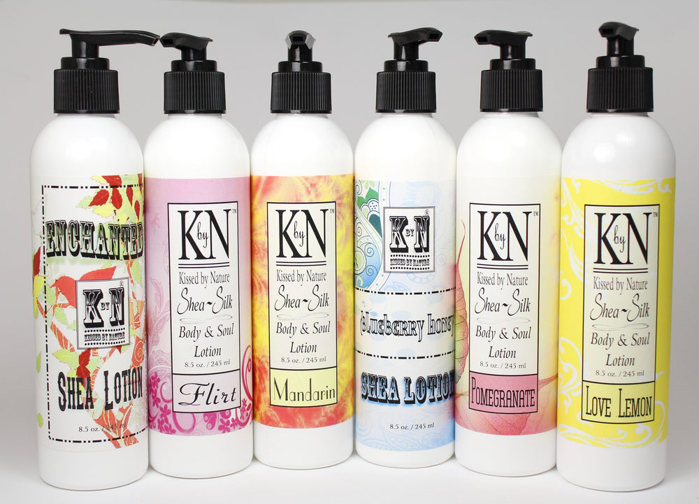 Lotion Fresh and Fruity, 8.5 oz