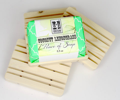 Goat's Milk Soap Coconut Lemongrass 5.5 oz