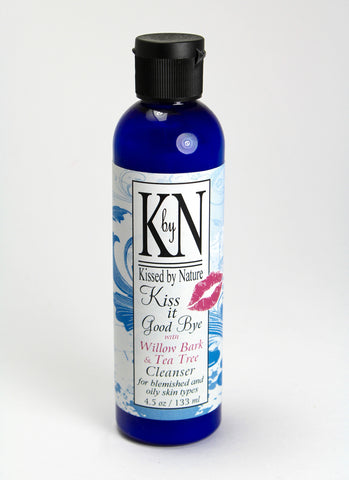 Kiss It Good Bye -  Acne Cleanser