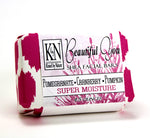 Beautiful You, Super Moisture, Pomegranate and Cranberry Super Moisture Bar, 4.5 oz