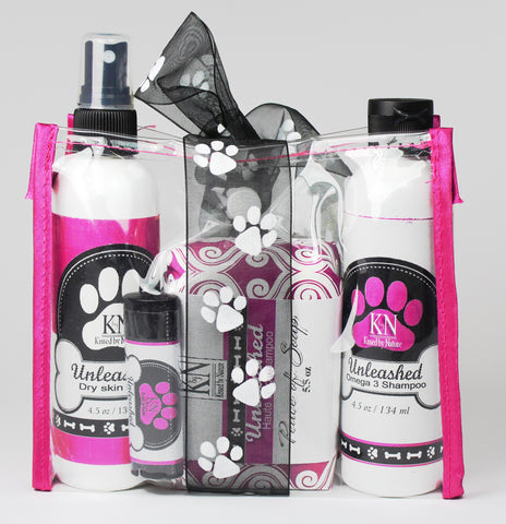 Unleashed Gift Collection - Dog Care