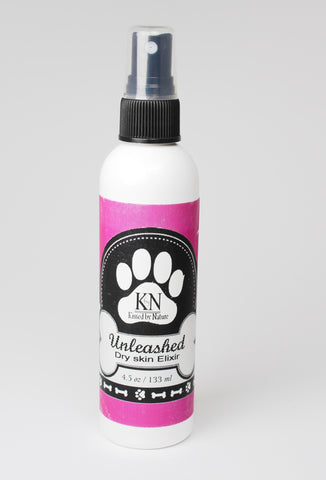 Unleashed Dry Skin Elixir Dog Care
