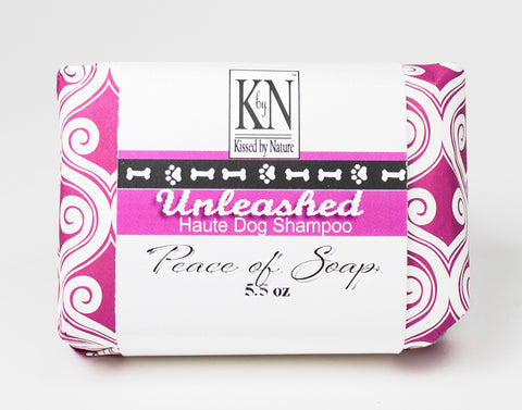 Unleashed Haute Dog Bar Soap, 5.5 oz