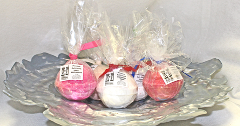 Bath Bombs, 5.5 oz