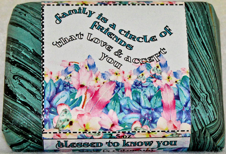 Blessed to Know You Goat Milk Soap, 5.5 oz