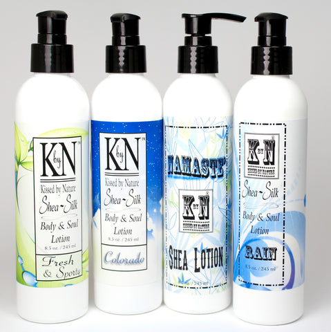Lotion Fresh and Clean 8.5 oz