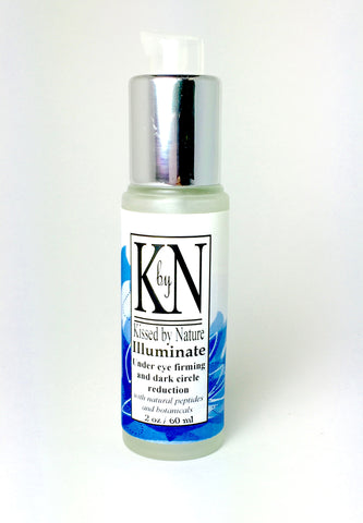 Anti Aging Illuminate - Under Eye Firming & Dark Circle Reduction Serum - 2 oz.