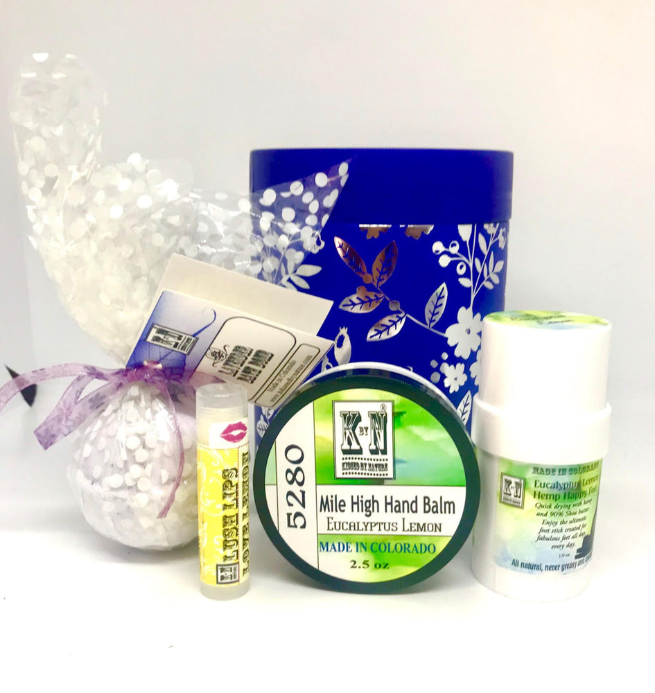 Mini mani pedi gift set