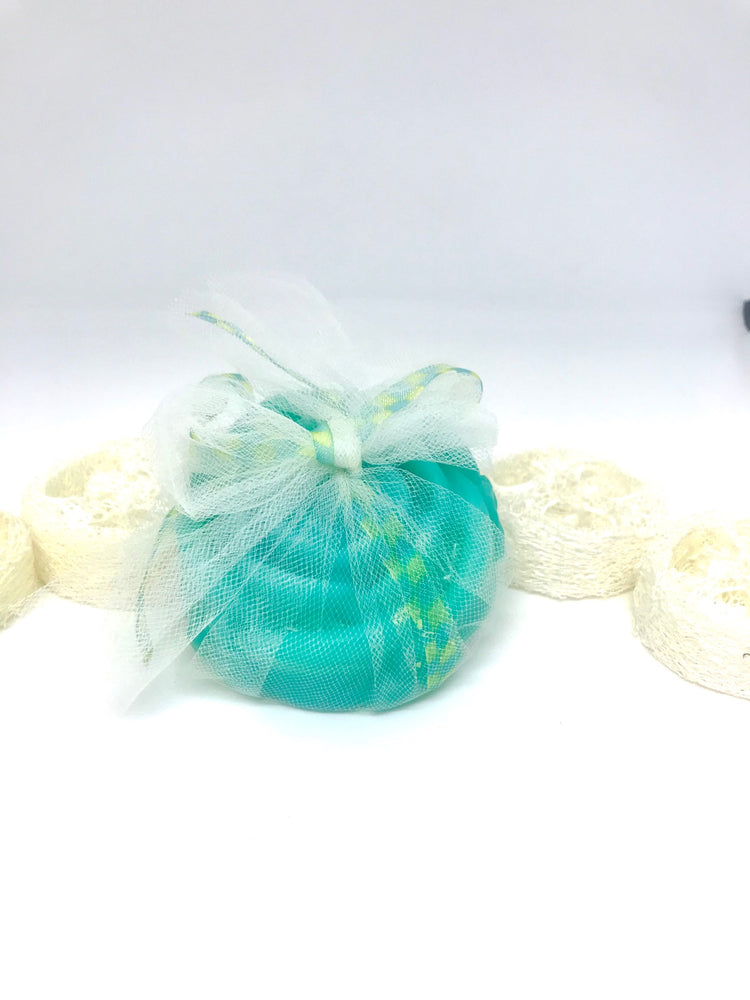 Ocean Breeze Olive and Hemp Loofah