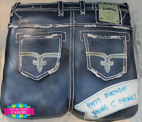 Jeans Cake Milwaukee