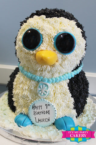 Penquin Cake Milwaukee
