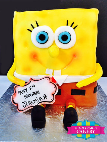 Sponge bob Cake Milwaukee