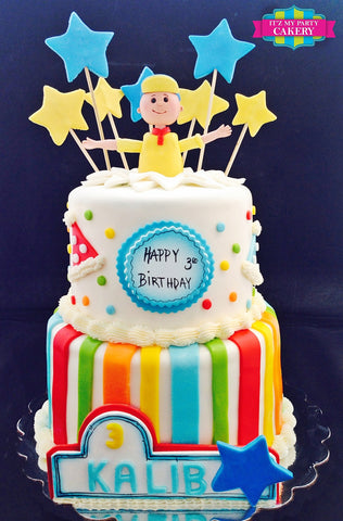 Caillou Cake Milwaukee