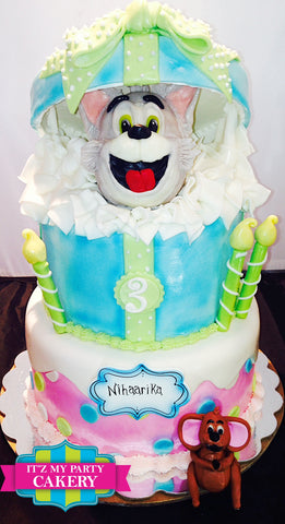 Tom and Jerry Cake Milwaukee