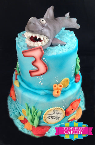 Jaws Under The Sea Cake Milwaukee