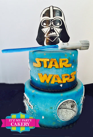 Star Wars Cake Milwaukee