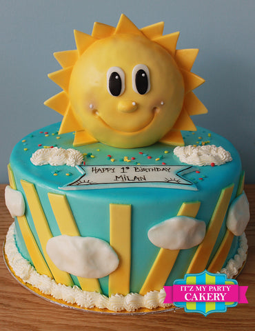 Sunshine Cake Milwaukee