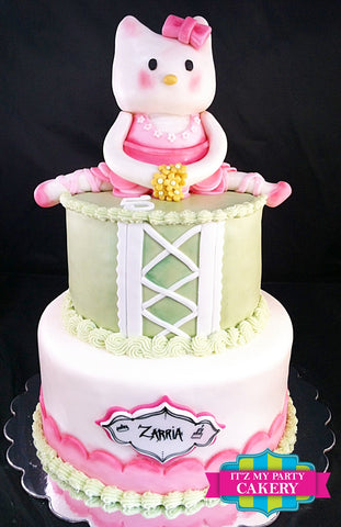 Hello Kitty Cake Milwaukee