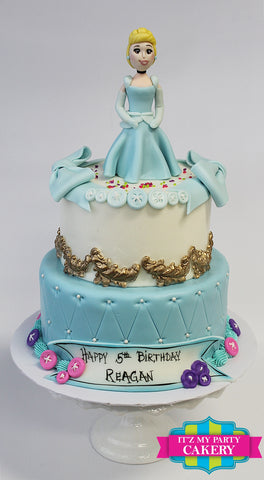 Cinderella Cake Milwaukee