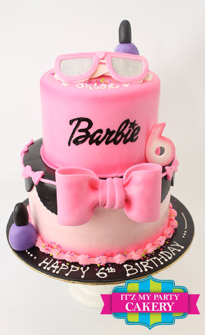 Barbie Cake Milwaukee
