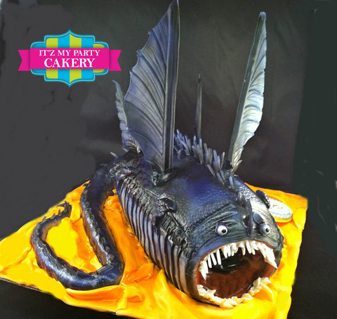 Dragon Cake Milwaukee
