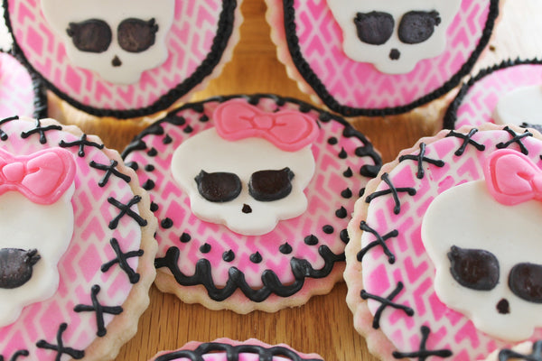 Monster High Cookies - It'z My Party Cakery - 2