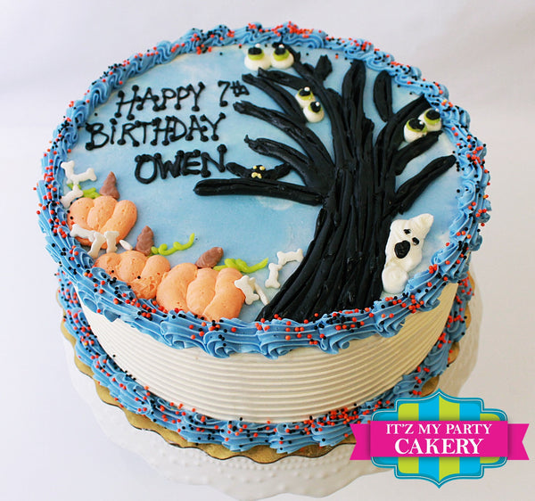 Buttercream Cakes - It'z My Party Cakery - 12