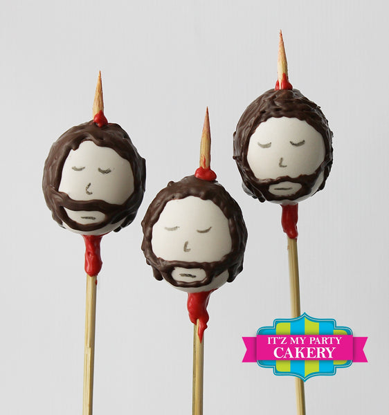 Game of Throne Cakepops - It'z My Party Cakery