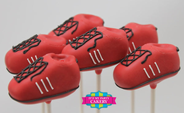 Red  or Black Adidas Cakepops - It'z My Party Cakery - 1