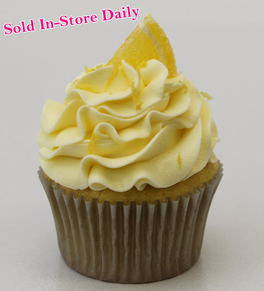 Lemon Drop - It'z My Party Cakery - 1