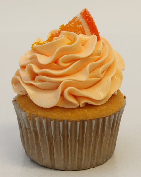 Orange Dreamsicle - It'z My Party Cakery - 1