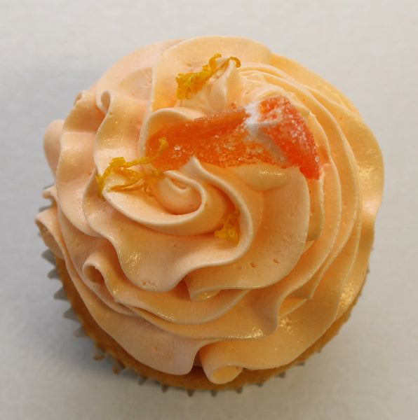 Orange Dreamsicle - It'z My Party Cakery - 2