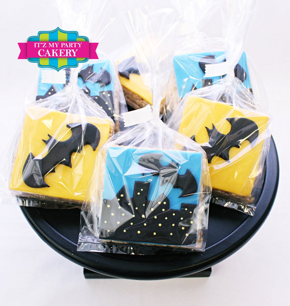 Batman RKTreats - It'z My Party Cakery - 1