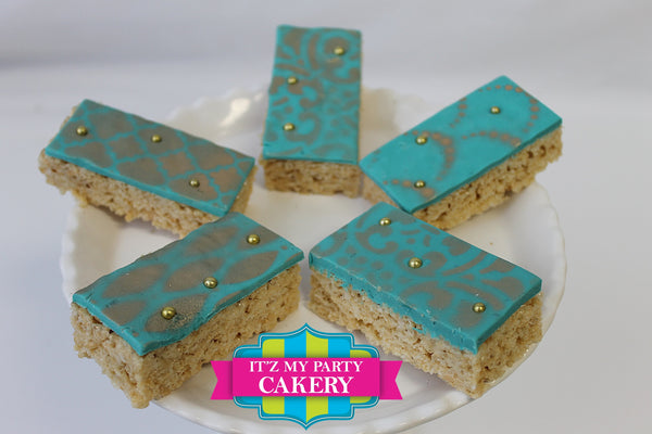 Moroccan RKTreats - It'z My Party Cakery