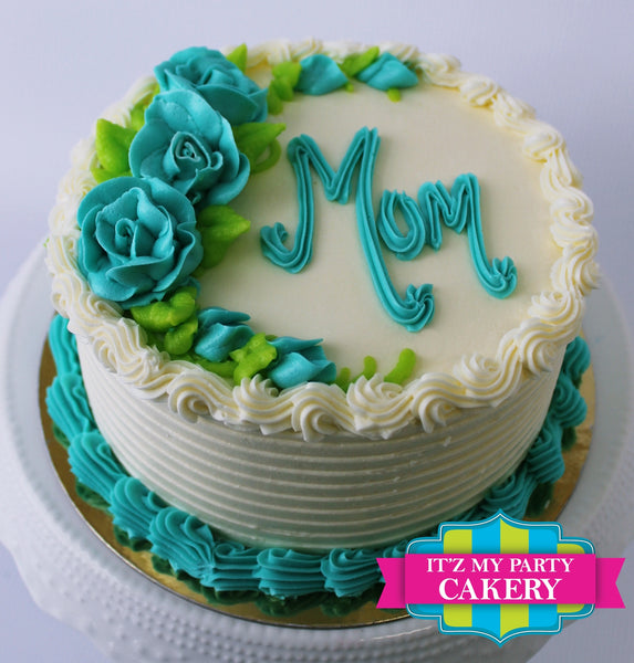Buttercream Cakes - It'z My Party Cakery - 24
